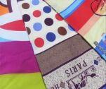 75*150D印花布 平纹 斜纹印花布 活性涂料印花布 宽幅特宽印花布