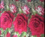 75*150D优质多花型全涤斜纹分散印花面料 床品面料