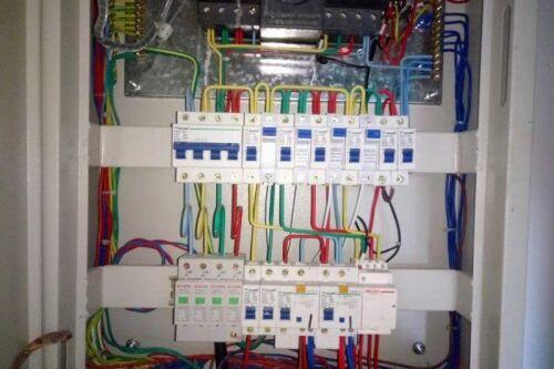 配电箱案例