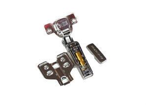 不锈钢液压缓冲铰链(可拆式)