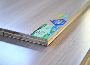 E0级杉木生态板-柔情蜜意