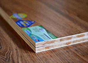 E0级杉木生态板-浑然天成