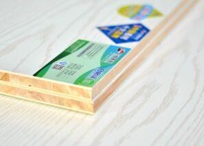 E0级杉木生态板-皇室钛白