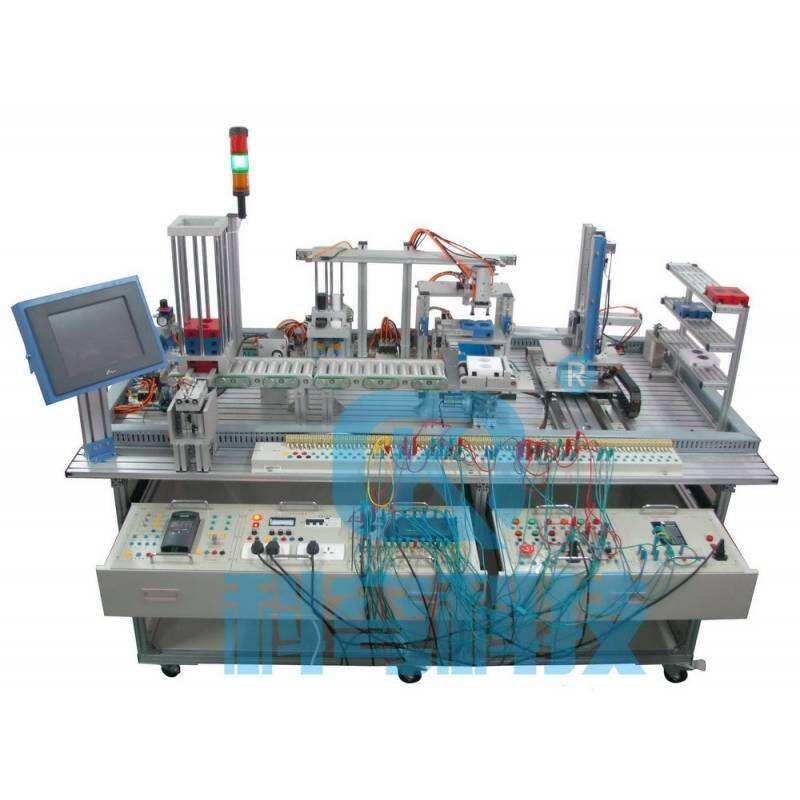 KQJDC-2型?自動生產線拆裝與調試實訓裝置