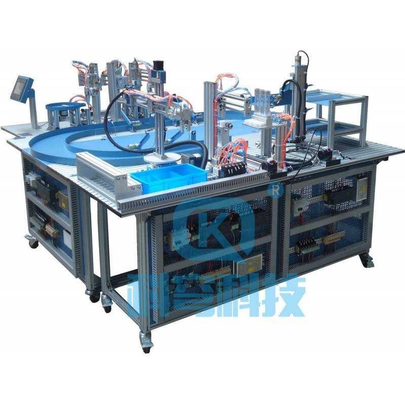 KQRXA-3A型 網絡型柔性自動化生產線實訓系統