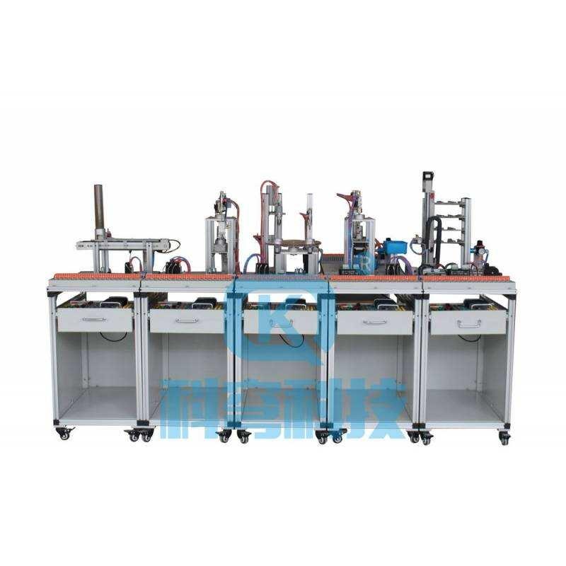 KQRXA-3型 模塊式柔性自動化生產線實訓系統