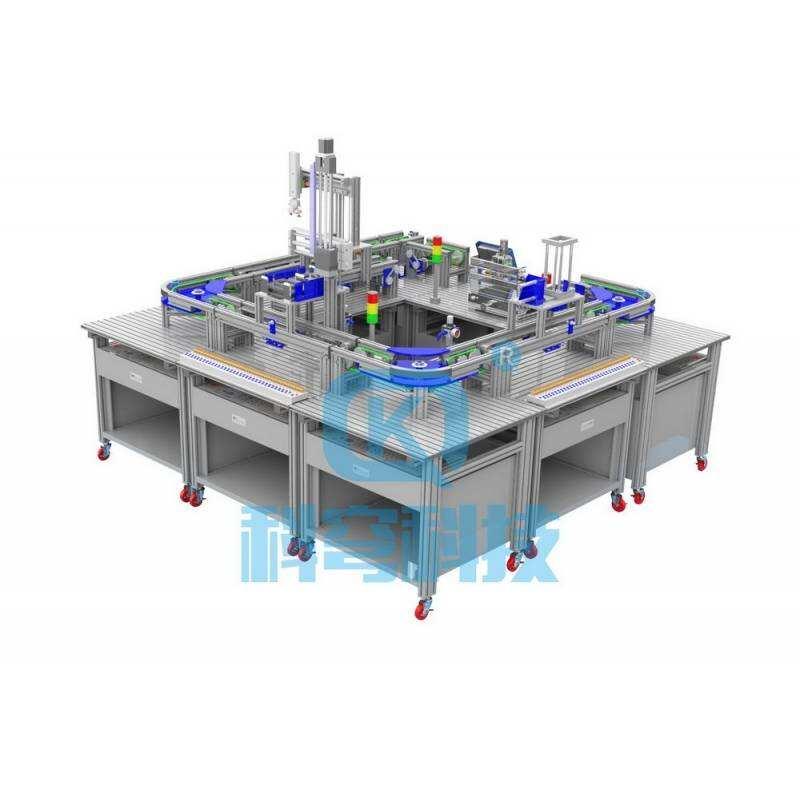 KQRXB-3A型 模塊化柔性自動化生產線實訓系統