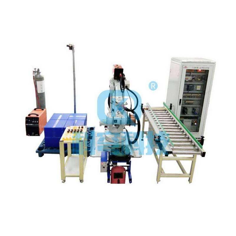 KQGYH-2型 機器人焊接與輸送碼垛實訓系統