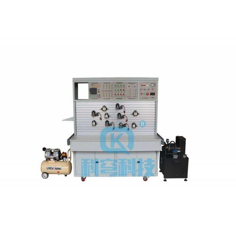 KQQYA-2型? 氣動與PLC實訓裝置