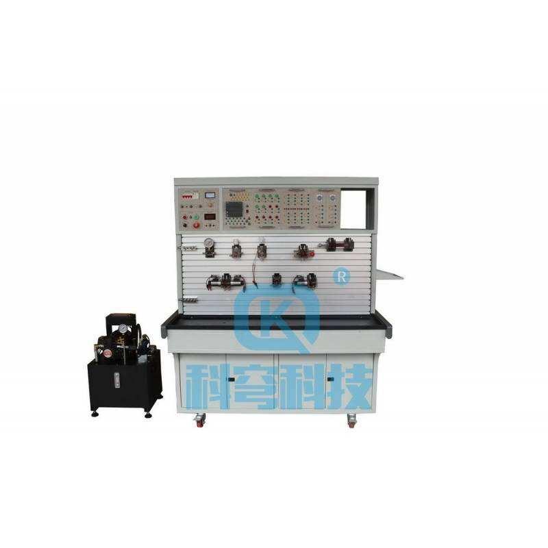 ?KQQYB-3型? 透明液壓與PLC實訓裝置