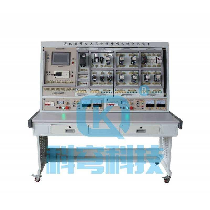 KQDJD-4型 高級維修電工及技能培訓考核實訓裝置