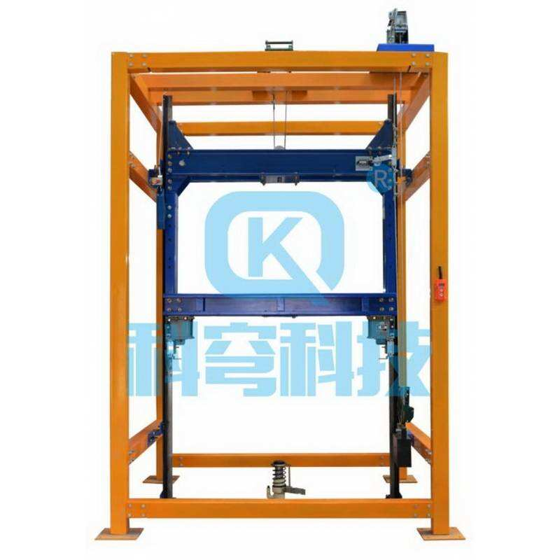 KQDTQ-1型 電梯限速器安全鉗聯動機構實訓系統