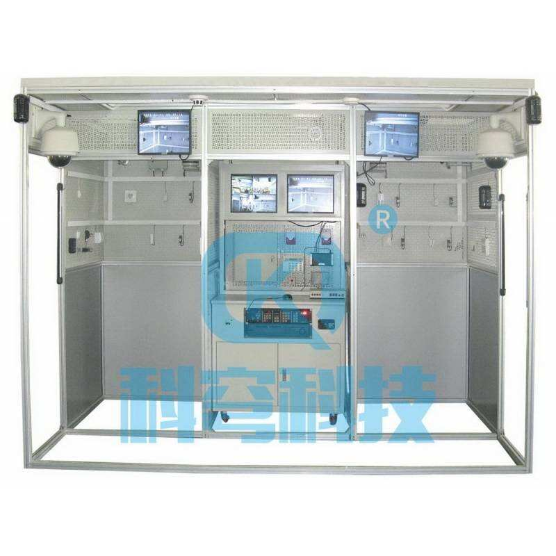KQLYA-1型? 智能安保工程系統實訓裝置