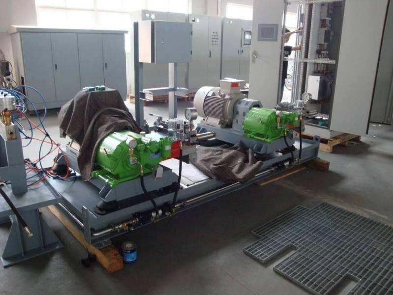 大型工业清洗泵站系统
