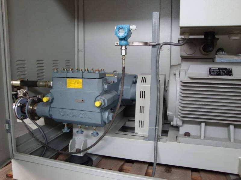 电厂脱硫泵站系统